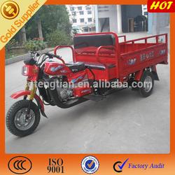 Best selling motorcycle 3 wheels to transport