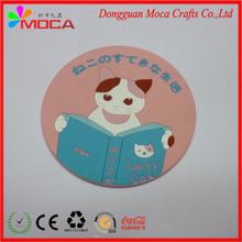 Factory direct sale hot sale PVC Decoration cup mat