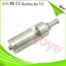 Shenzhen factory electronic cigarette SS Kayfun Lite Plus V2 atomizer