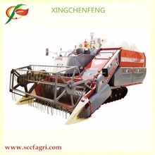 4LYZ-2.0 rice wheat combine harvester