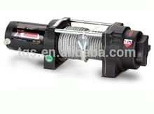 ATV UTV 12V 4000lbs with steel wine electric winch