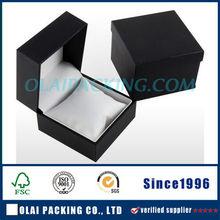 Luxury Black Bangle or Watch Box
