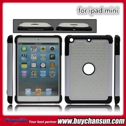 Hot new products for 2015 diamond combo case for ipad mini