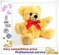 Produção personalizada animal brinquedo de pelúcia teddy bear