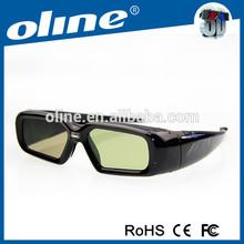 3d glasses dlp-link dlplink active shutter 3d glass dlp for projector