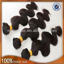 Hot selling!donor top grade 5a 100% virgin brazilian hair unprocessed brazilian body wave wavy cheap 100% brazilian virgin hair