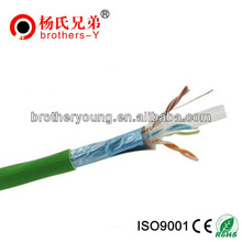 8 Number of Conductors and Cat 6A Type UTP CCA 23AWG ethernet lan/network cable