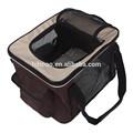 viagem saco de pet transportadora dobrável ventilado saco animal de estimação bonito impermeável pet caixa de ar