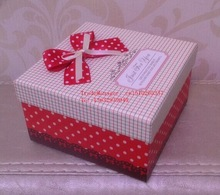 High Grade Valentine's Day Special Chocolate Paper Packaging Box