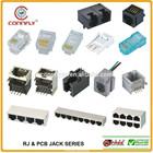 RJ11 RJ45 Connector RJ11 RJ45 Plug in Connector PCB Jack Modular Jack