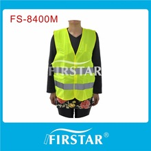 promotional reflective vest with CE certificate