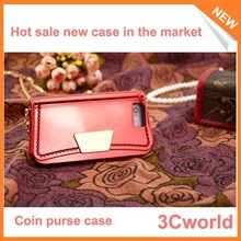 professional factory supply mobile phone case with card holder