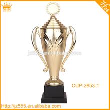 Hot e barato de plástico troféu