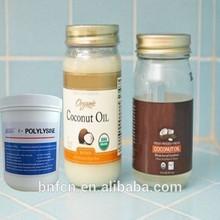 Natural compound food preservatives for coconut oil