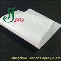 40gsm white parchment paper circle