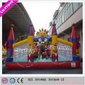 Juguetón gran parque de atraccionesinflables juegos para adultos/interactivosinflables del juego para adultos