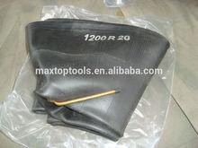 Heavy Vehicle natural tyre inner tube 1200R20