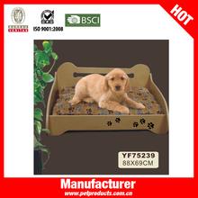 Low Price Wholesale Elegant Design Classic Wood Pet Dog Bed