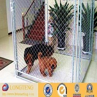 cheap chain link dog kennels/dog cage for sale cheap/dogs houses