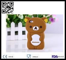 top sale colorful silicone mobile phone case