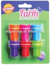 Nouveau design timbre album pour imprimer pour enfants N-131