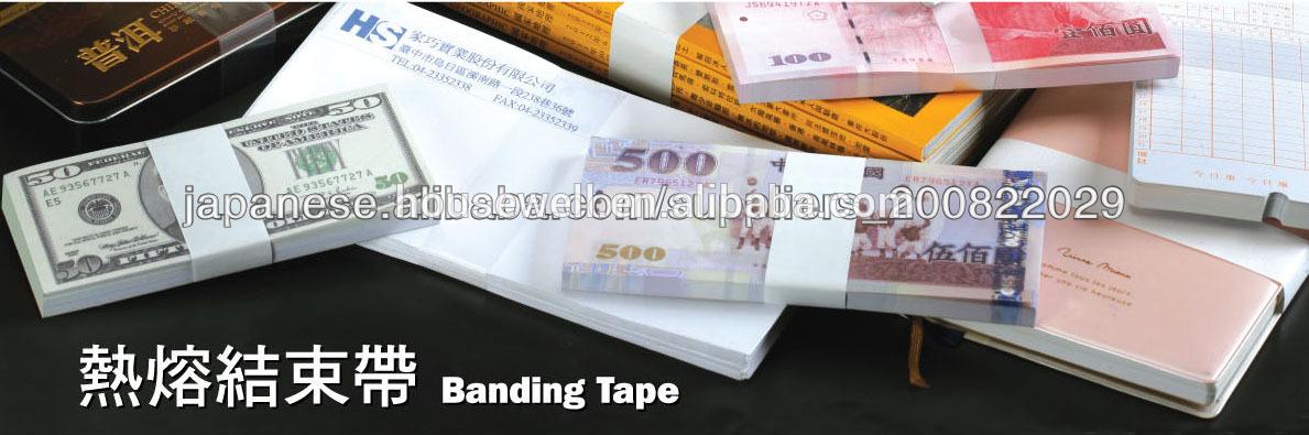Paper Money Strap Band