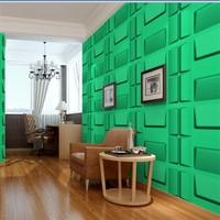 building decorative material 3d effect wallpaper art for interior wall decor