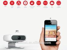 2MP Ambarella Mini WiFi Indoor IP cam with local sd card memory