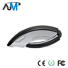Ergonomic Design 2.4 GHz foldable wireless mouse