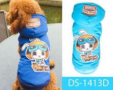 wholesale new fashionable design waterproof padded dog coat