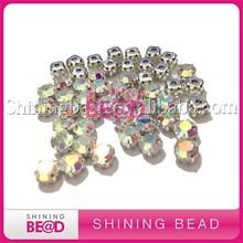 Fashion crystal stone crystal ab rhinestone decor for woman clothing