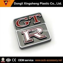 gtr plastic badge emblem