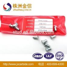 model: JX8-10-1 snow/winter studs for moto tire 8 mm head diameter