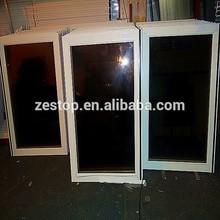 Decorative standard aluminium fixed panel window