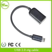 Premium USB 2.0 Host OTG Adapter Cable For HP Omni 10 Tablet