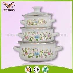 porcelain enamel cookware ,porcelain enamel casseroles cookware sets