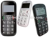 Mobile phone GPS tracker for elder
