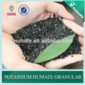 85% humatos de potasio/de ácido húmicos de potasio fertlizer/ha50+k2o8