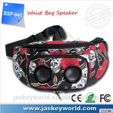 hot selling waterproof speaker bag mp3 speaker in direct factory