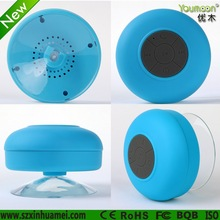 (BTS-06) Good priced wireless underwater speaker with suction cup made from shenzhen mahufacturer