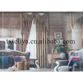 Tissu gaufré/rideau de la fenêtre/rideau en tissu