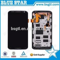 Wholesale For Motorola Moto X (2nd Gen) XT1096 LCD Screen , Display For Motorola Moto X 2nd Gen LCD Assembly