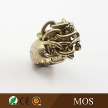2015 mood ring fashion chain ring