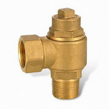 Customized promotional ppr brass long stem ball valve