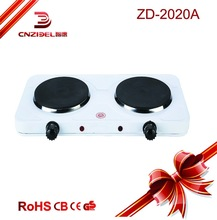 2015 new hot sale cb iron puzzles metal electric food warmer
