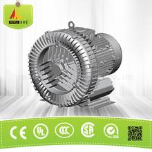 regenerative blower/ Side Channel compressor for Vacuum Hopper Loaders Energy Efficience