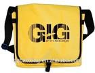Leisure yellow color mens canvas messenger bag , canvas messenger bag,shoulder bag