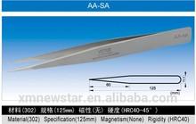 SA Series High Precision 1-SA tweezer Stainless Steel Tweezer