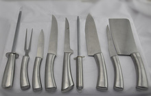 2015 Stainless Steel kitchen knife set/knife set kitchen/ novelties goods from china