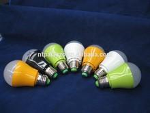 High lumen 9W led lighting bulb, CE Rosh LED Bulb, 850Lm, CRI>75, 60W incandescent replacement